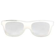 Salco 45 cm Glasses Shaped Wall Mirror