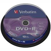 16x DVD+R Media