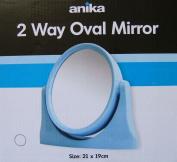 Oval Mirror 2-Way