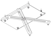 300212 Universal Projector Mount