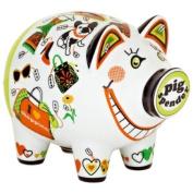 Ritzenhoff Piggy Bank Money Box Design by Michal Shalev