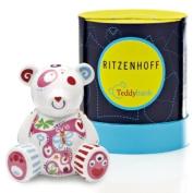 Ritzenhoff Teddy Bank Money Box Design by Stephanie Roehe