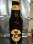 'GENIUSS' FUN ADULTS MONEY BOTTLE/SAVINGS MONEY BOTTLE/ NOVELTY MONEY BOX-60 cm height