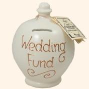 Terramundi Money Pot - Wedding fund - gold logo