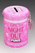 Boxer Gifts Fun Tin, Girls Night Out Fund