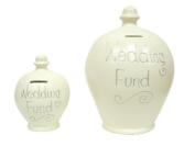 Deluxe Large Terramundi Money Pot Wedding Fund