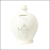 Terramundi Money Pot - Mr & Mrs