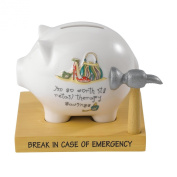 Saving Occasions Retail Therapy Money Bank