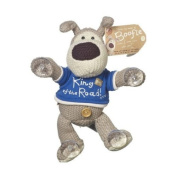 Boofle 18cm Plush Suction Toy King Of The Road