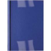 LeatherGrain Thermal Binding Covers 1.5mm Royal Blue