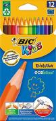 BIC KIDS Evolution Colour Pencils - Pack of 1