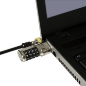 ClickSafe Combination Laptop Lock - Master Coded