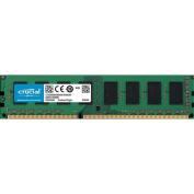 Crucial 4GB DESKTOP DDR3 1600Mhz DIMM 240pin Non ECC CL11 256M X 8 PC3-12800 Desktop RAM, 1.35v/1.5v