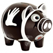 Ritzenhoff Piggy Bank Money Box Design by Sibylle Weiz