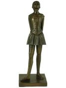Art Deco Little 'Dancer' Figure Edgar Degas Ballet