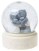 Me To You - Hand Painted Wedding Water Globe