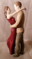 More Than Words Figurine - One True Love (Red)