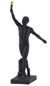 Wedgwood TORCH BEARER Limited Edition London 2012 Sporting Figurine
