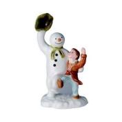 John Beswick Snowman & James Dancing JBS2