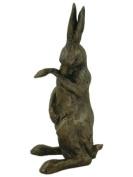 Paul Jenkins - Henrietta Hare - Bronze Resin Sculpture
