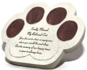 My Beloved Cat Paw Pet Graveside Ornament