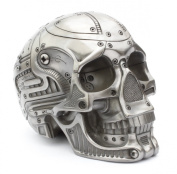EXCLUSIVE New Design Robot Skull By Design Clinic