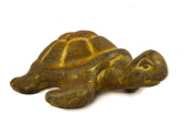 Rustic Turtle Ceramic - Fair trade and handmade in Mexico - Indoor or outdoor use L20xW17xH10cm