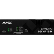 AVB-RX-DGX-SC FIBER-HD15 Video Console