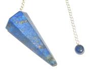 Lapis Lazuli Dowsing Pendulum