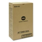 Type 302A Black Toner Cartridge