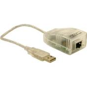 USB 2.0 Ethernet adapter - Netzwerkadapter - USB 2.0