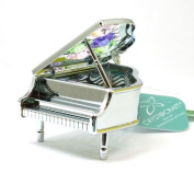 CRYSTOCRAFT Freestanding. Crystal Ornamental Piano