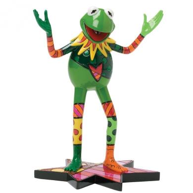 Disney Britto Kermit The Frog Figurine