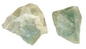 2 Natural Green Fluorite (A)