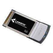 Linksys RangePlus Wireless Notebook Adapter WPC100