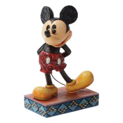 Jim Shore Disney Personality Pose Classic Mickey Mouse 4032853