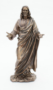 The Lord Jesus Christ - Bronze Figurine by Veronese - Catholic or Church of England Religious Gift Idea