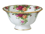 Royal Albert Old Country Roses Hampstead Footed Bowl