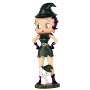 Betty Boop For Luck Collectable Figurine