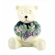 Old Tupton Ware - Wisteria Design Teddy Bear