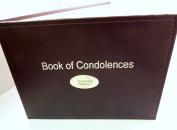 Book of Condolence - Purple