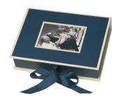 Semikolon Small Photo Box - Marine Blue