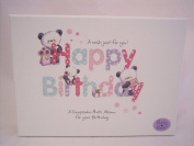 Happy Birthday - A Keepsake Photo Album
