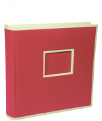 Semikolon 200 Pocket Album Red