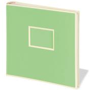 Semikolon Jumbo 100 Page Photo Album - Lime Green
