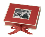 Semikolon Small Photo Box - Red