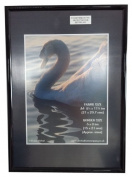 The Photo Album Company A3MARBL Back Loader A3 Frame