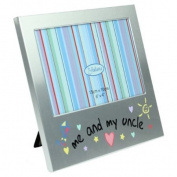 Me & My Uncle Photo Frame, gift