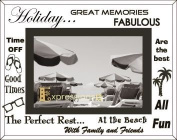 Moments Holiday Photo Frame 6x4