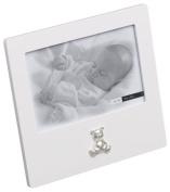 Baby Boys/Girls White Photo Frame